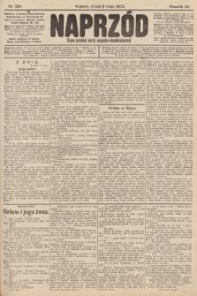 Naprzód : organ polskiej partyi socyalno-demokratycznej. 1903, nr124