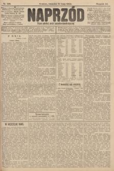 Naprzód : organ polskiej partyi socyalno-demokratycznej. 1903, nr128