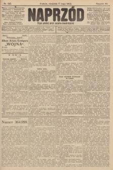 Naprzód : organ polskiej partyi socyalno-demokratycznej. 1903, nr135