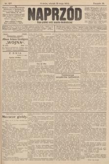 Naprzód : organ polskiej partyi socyalno-demokratycznej. 1903, nr137