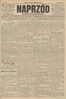 Naprzód : organ polskiej partyi socyalno-demokratycznej. 1903, nr144