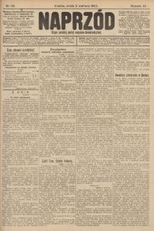 Naprzód : organ polskiej partyi socyalno-demokratycznej. 1903, nr151
