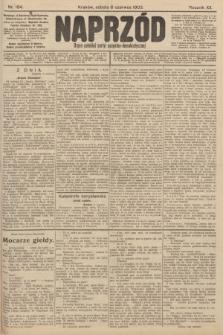 Naprzód : organ polskiej partyi socyalno-demokratycznej. 1903, nr154