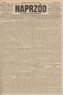 Naprzód : organ polskiej partyi socyalno-demokratycznej. 1903, nr158