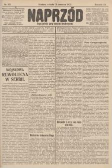 Naprzód : organ polskiej partyi socyalno-demokratycznej. 1903, nr161