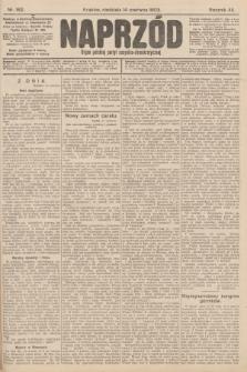 Naprzód : organ polskiej partyi socyalno-demokratycznej. 1903, nr162