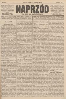 Naprzód : organ polskiej partyi socyalno-demokratycznej. 1903, nr165