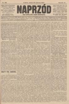 Naprzód : organ polskiej partyi socyalno-demokratycznej. 1903, nr168