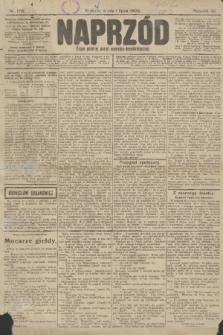 Naprzód : organ polskiej partyi socyalno-demokratycznej. 1903, nr178