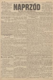 Naprzód : organ polskiej partyi socyalno-demokratycznej. 1903, nr181