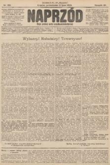 Naprzód : organ polskiej partyi socyalno-demokratycznej. 1903, nr183