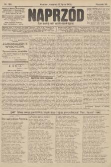Naprzód : organ polskiej partyi socyalno-demokratycznej. 1903, nr189