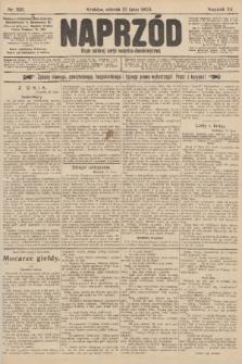 Naprzód : organ polskiej partyi socyalno-demokratycznej. 1903, nr198