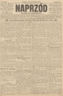 Naprzód : organ polskiej partyi socyalno-demokratycznej. 1903, nr200
