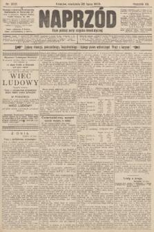 Naprzód : organ polskiej partyi socyalno-demokratycznej. 1903, nr203