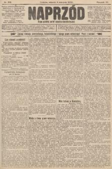Naprzód : organ polskiej partyi socyalno-demokratycznej. 1903, nr212