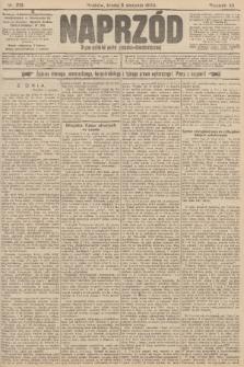 Naprzód : organ polskiej partyi socyalno-demokratycznej. 1903, nr213