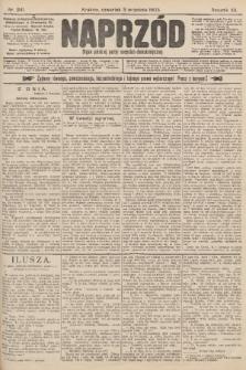 Naprzód : organ polskiej partyi socyalno-demokratycznej. 1903, nr241