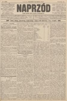 Naprzód : organ polskiej partyi socyalno-demokratycznej. 1903, nr244 [po konfiskacie nakład drugi]