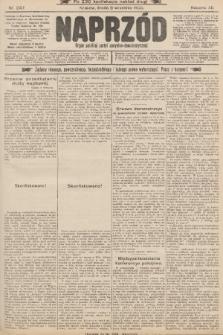 Naprzód : organ polskiej partyi socyalno-demokratycznej. 1903, nr247 (po konfiskacie nakład drugi)