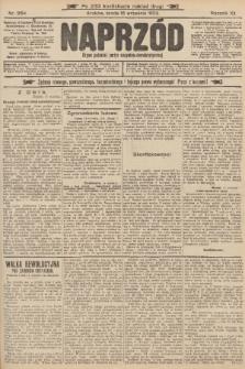 Naprzód : organ polskiej partyi socyalno-demokratycznej. 1903, nr254 (po konfiskacie nakład drugi)