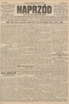 Naprzód : organ polskiej partyi socyalno-demokratycznej. 1903, nr256