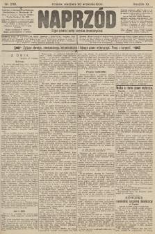 Naprzód : organ polskiej partyi socyalno-demokratycznej. 1903, nr258