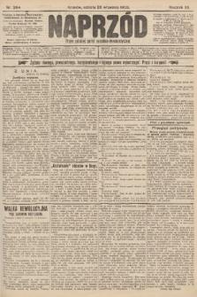 Naprzód : organ polskiej partyi socyalno-demokratycznej. 1903, nr264