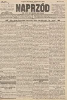 Naprzód : organ polskiej partyi socyalno-demokratycznej. 1903, nr272