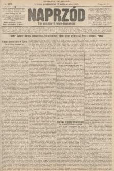 Naprzód : organ polskiej partyi socyalno-demokratycznej. 1903, nr280