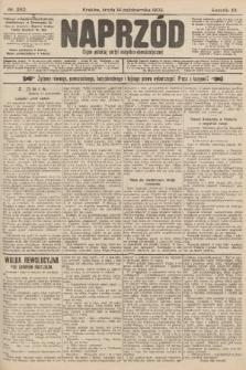 Naprzód : organ polskiej partyi socyalno-demokratycznej. 1903, nr282