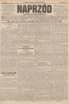 Naprzód : organ polskiej partyi socyalno-demokratycznej. 1903, nr313