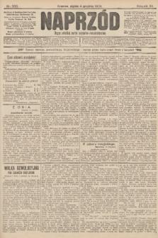 Naprzód : organ polskiej partyi socyalno-demokratycznej. 1903, nr333