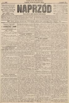 Naprzód : organ polskiej partyi socyalno-demokratycznej. 1903, nr338