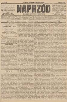 Naprzód : organ polskiej partyi socyalno-demokratycznej. 1903, nr342
