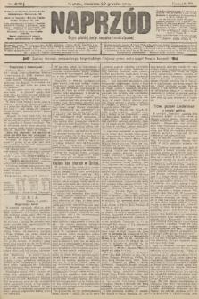 Naprzód : organ polskiej partyi socyalno-demokratycznej. 1903, nr349