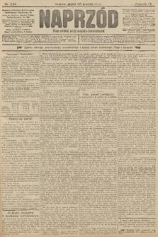 Naprzód : organ polskiej partyi socyalno-demokratycznej. 1903, nr354