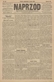 Naprzód : organ centralny polskiej partyi socyalno-demokratycznej. 1908, nr68
