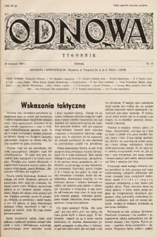 Odnowa. 1936, nr17