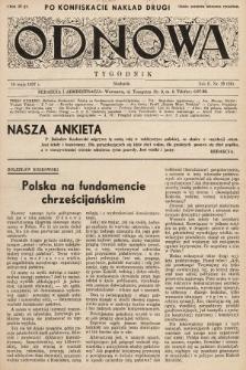Odnowa. 1937, nr29