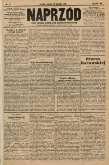 Naprzód : organ centralny polskiej partyi socyalno-demokratycznej. 1910, nr11