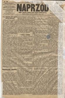 Naprzód : organ centralny polskiej partyi socyalno-demokratycznej. 1910, nr298