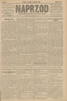 Naprzód : organ centralny polskiej partyi socyalno-demokratycznej. 1908, nr99