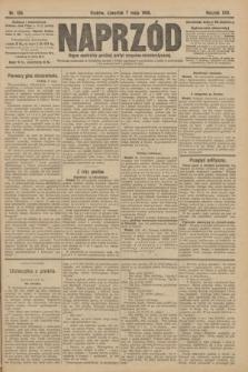 Naprzód : organ centralny polskiej partyi socyalno-demokratycznej. 1908, nr126