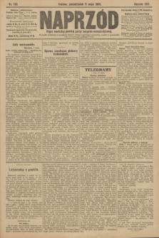 Naprzód : organ centralny polskiej partyi socyalno-demokratycznej. 1908, nr130