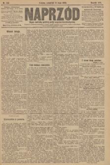 Naprzód : organ centralny polskiej partyi socyalno-demokratycznej. 1908, nr133