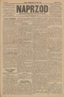 Naprzód : organ centralny polskiej partyi socyalno-demokratycznej. 1908, nr137