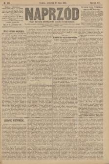 Naprzód : organ centralny polskiej partyi socyalno-demokratycznej. 1908, nr140