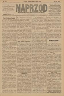 Naprzód : organ centralny polskiej partyi socyalno-demokratycznej. 1908, nr144