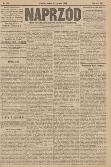 Naprzód : organ centralny polskiej partyi socyalno-demokratycznej. 1908, nr156